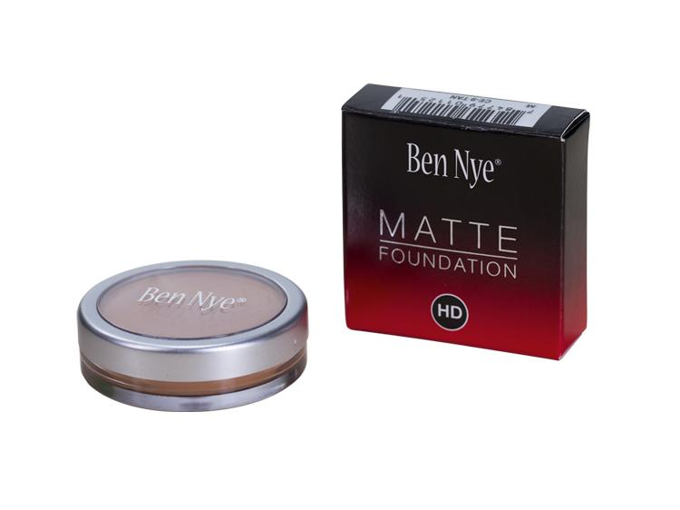 BEN NYE Matte HD Foundation