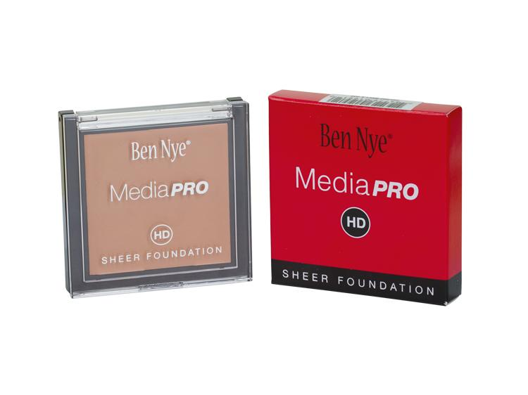 BEN NYE MediaPRO HD Sheer Foundation