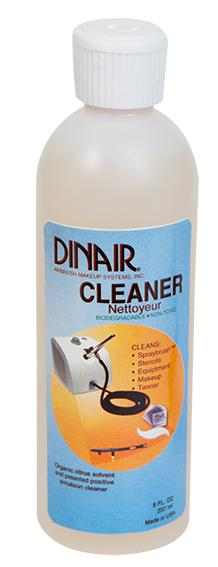DINAIR Citrus Airbrush System Cleanser