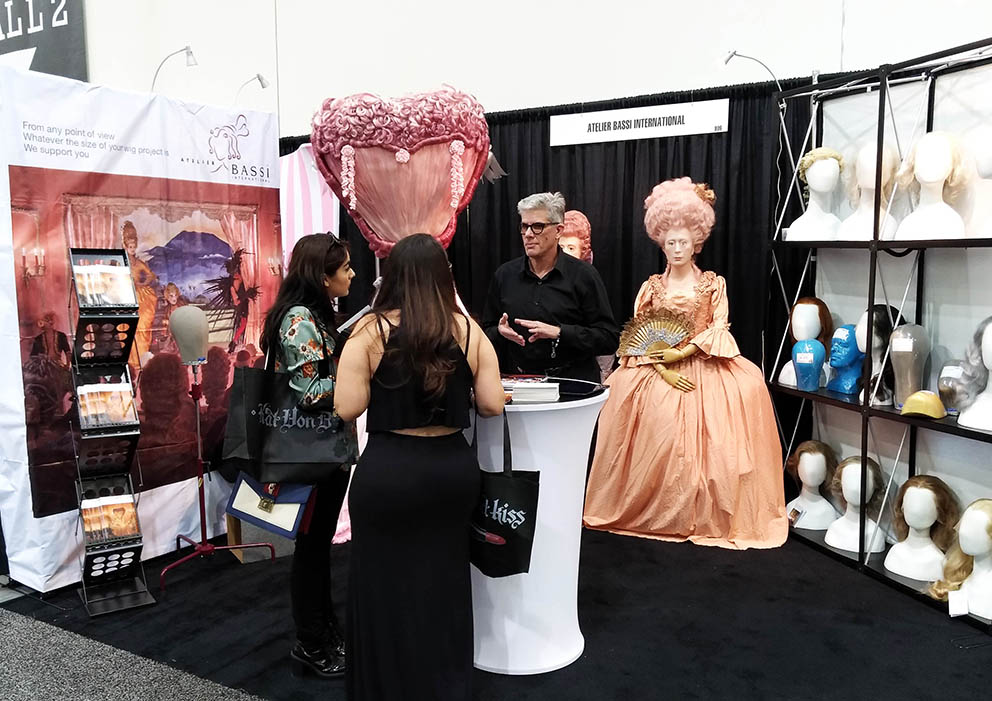 Atelier Bassi International at IMATS Los Angeles 2018