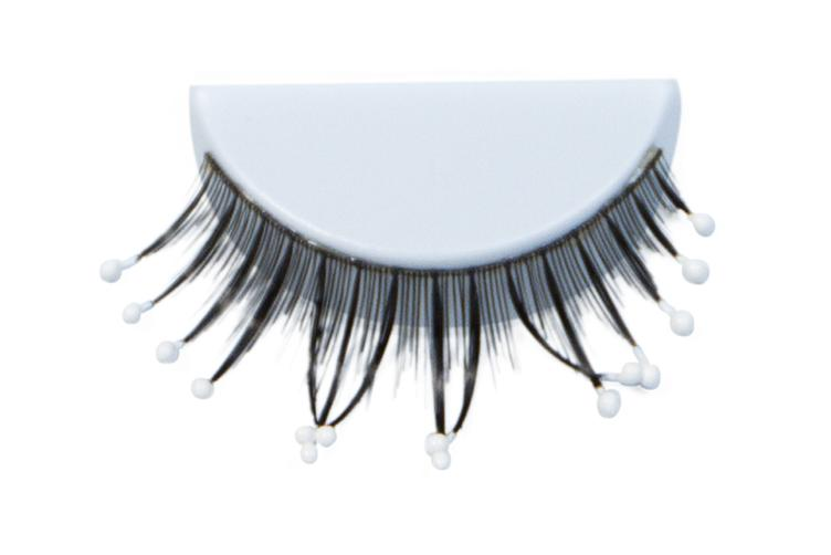 ATB Eyelashes Black/White