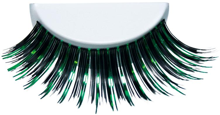 ATB Eyelashes Black/Green