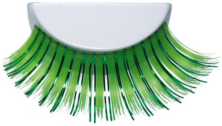 ATB Eyelashes Green