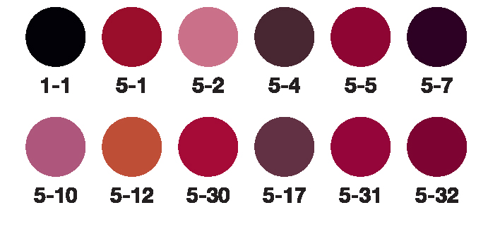 GRIMAS Lipcolor Refill 2.5ml - 1