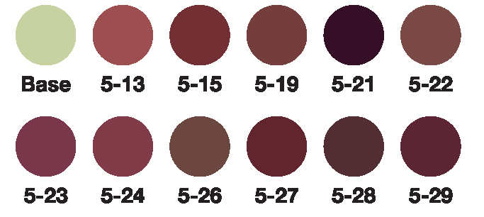 GRIMAS Lipcolor Palette LB with 12 colors - 0