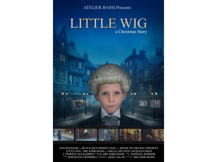 Atelier Bassi presents: Little Wig - A Christmas Story.