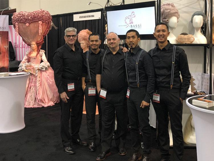 Atelier Bassi International an der IMATS Los Angeles 2018