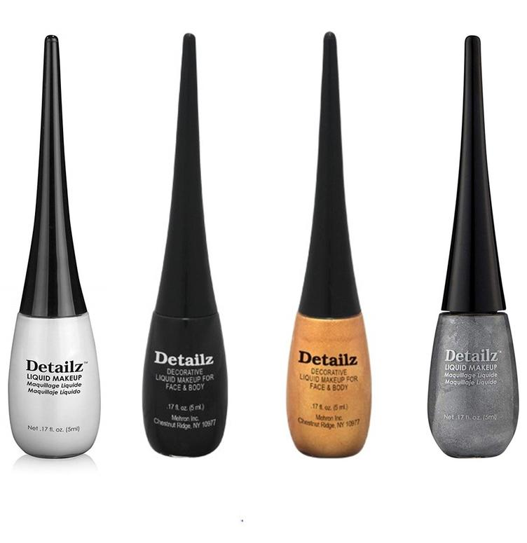 MEHRON Detailz Liquid Make-up