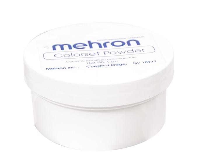MEHRON Colorset Powder