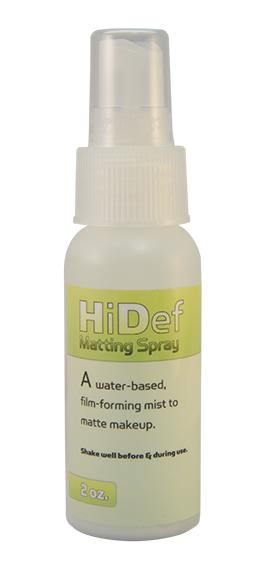 PPI HiDef Matting Spray