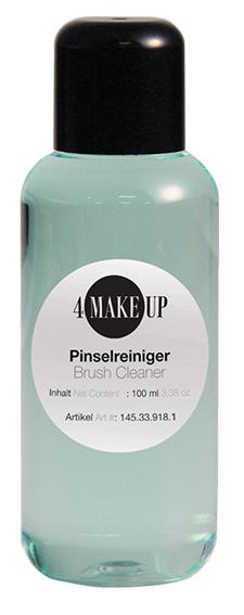 4 MAKE-UP Pinselreiniger