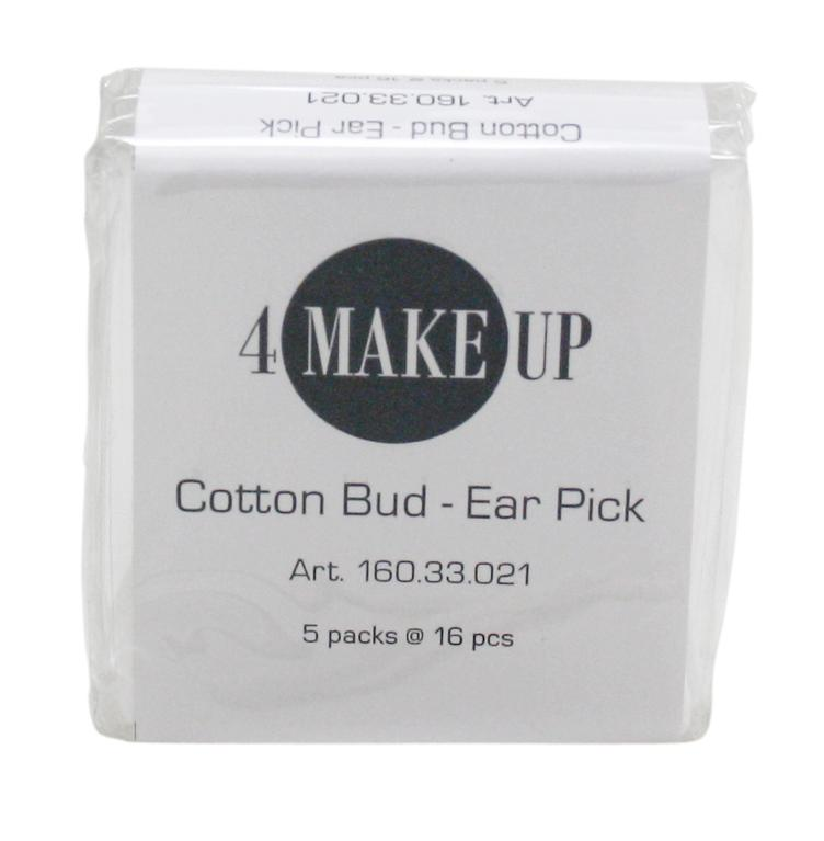 4 MAKE-UP Ear Tips