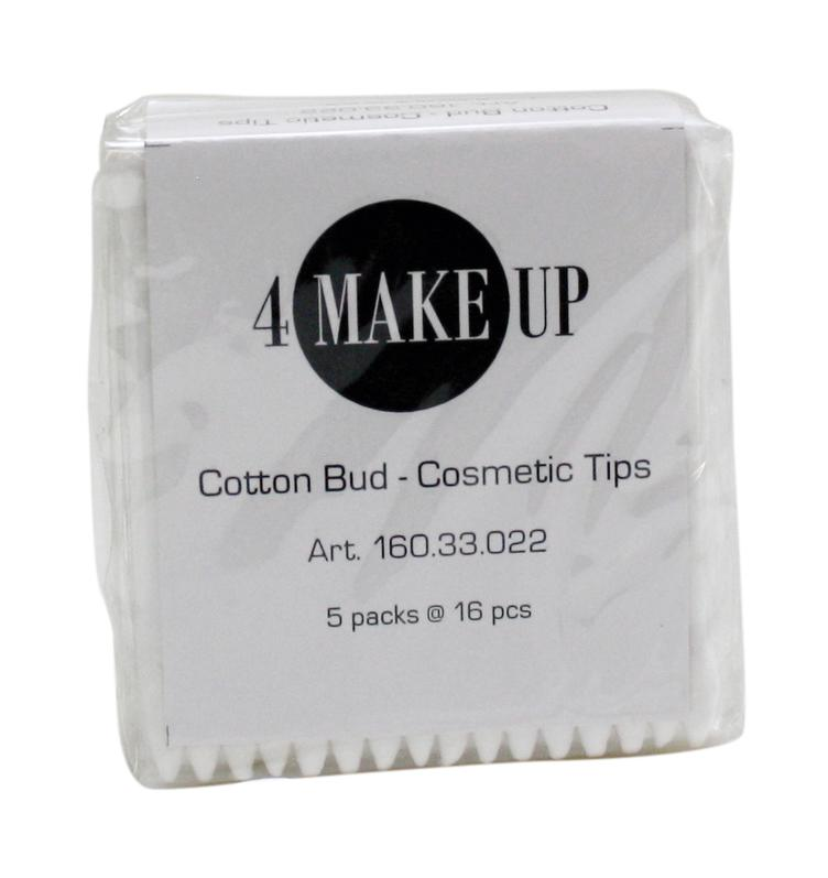 4 MAKE-UP Cosmetic Tips