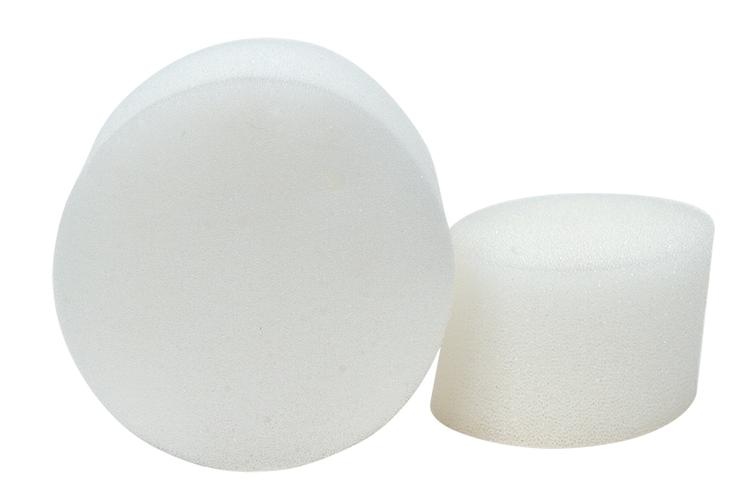 4 MAKE-UP Sponges Round Box