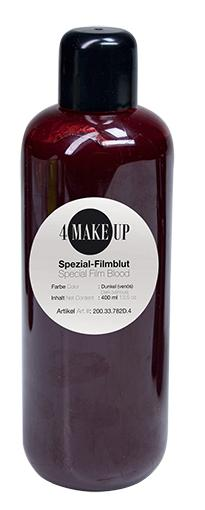 4 MAKE-UP Spezial-Filmblut