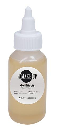 4 MAKE-UP Gel Effects