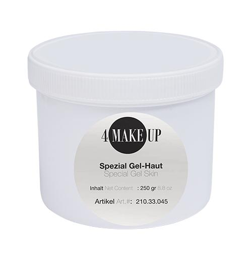4 MAKE-UP Spezial-Gel-Haut, Granulat