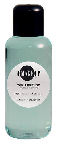 4 MAKE-UP Mastix-Entferner