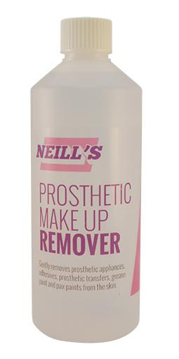 NEILL`S Prosthetic Make-up Remover