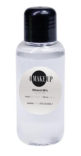 4 MAKE-UP Ethanol 99% Alcohol