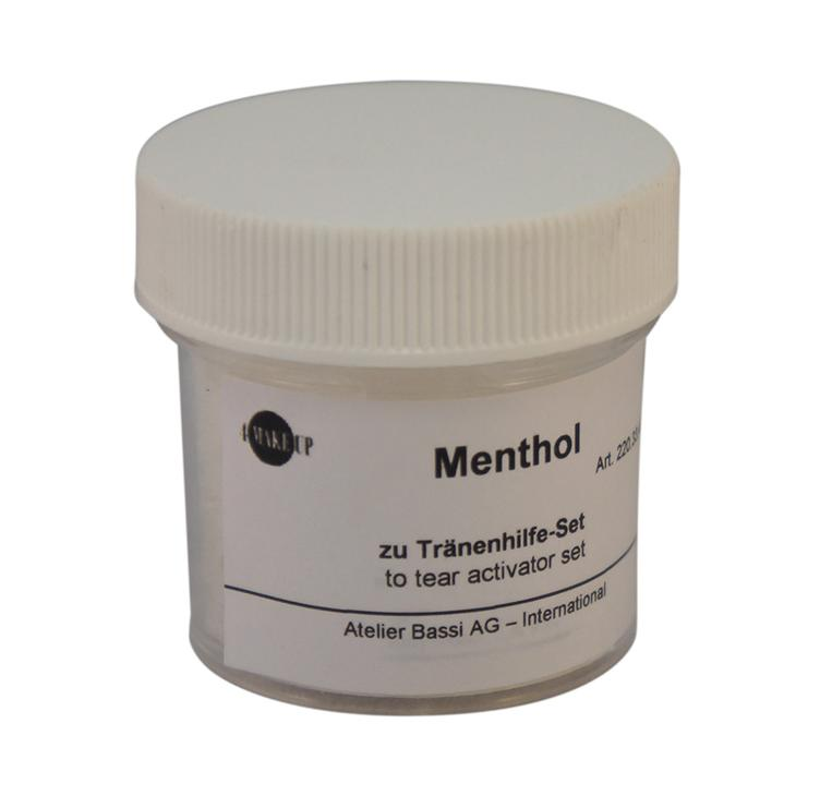 4 MAKE-UP Tear Activator Refill Menthol