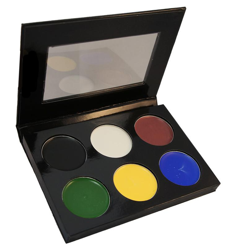 MEHRON Mask Cover Make-up Palette