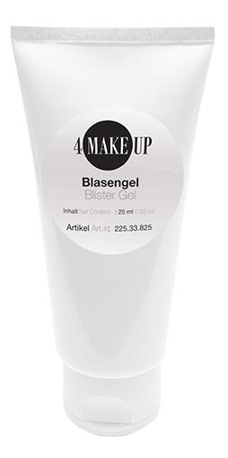 4 MAKE-UP Blasen-Gel