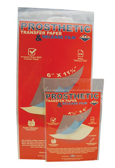 PTM Transfer Paper Sheet