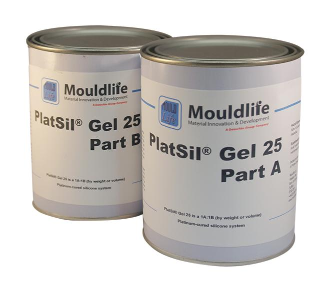 MOULDLIFE PlatSil Gel (A+B)