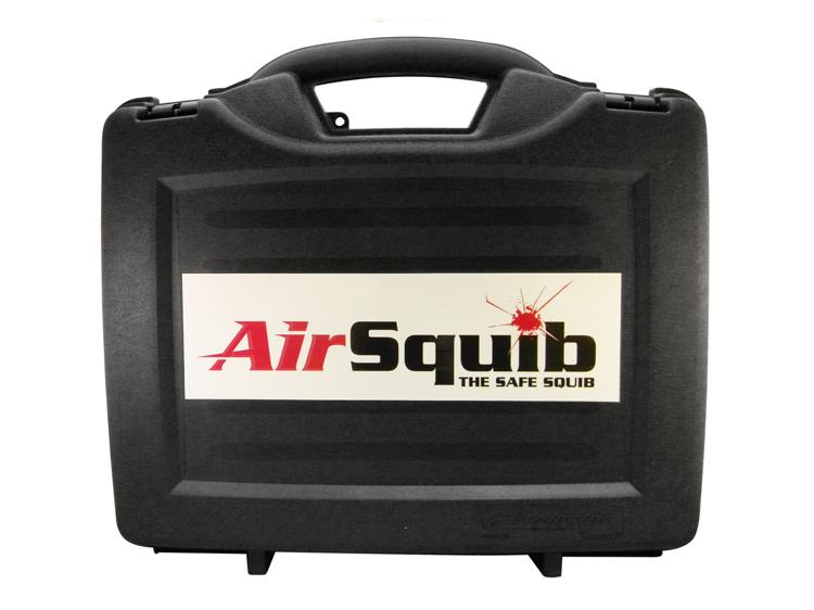 Air Squib System Koffer