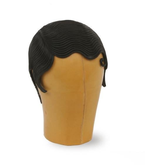 TIGA-D Latex Rubber Woman Wig