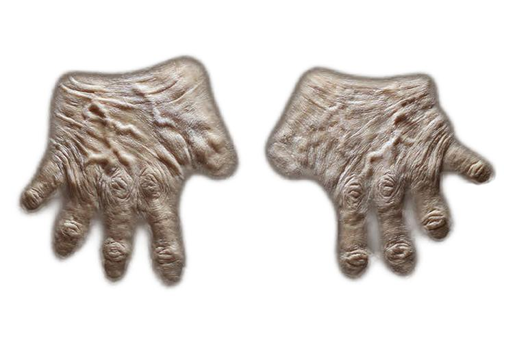MFX Old Age Hands Medium