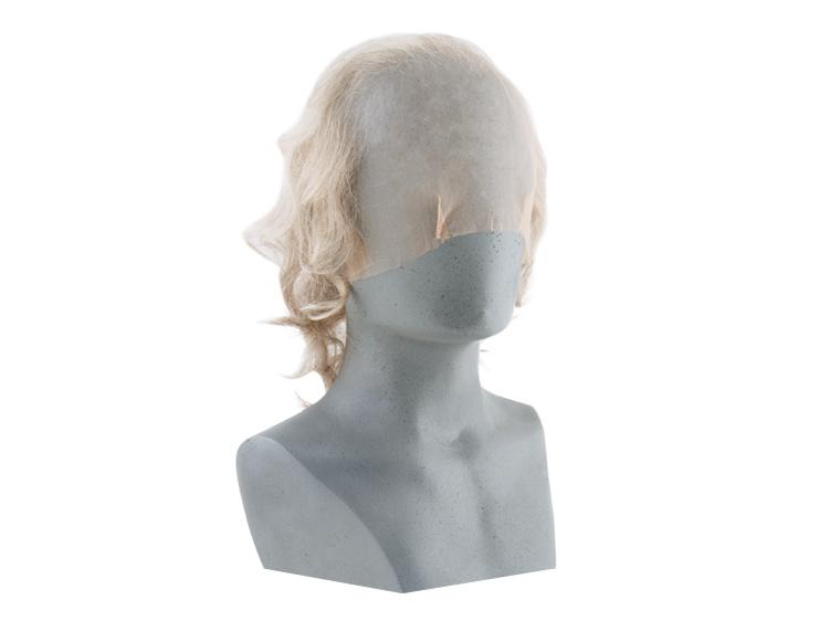 ATB ARIF Male Thermo Lace Wig with thinning hair on top