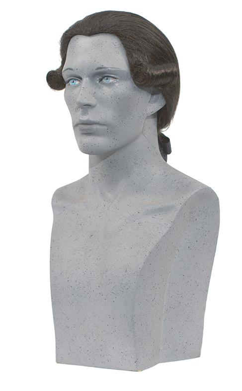ATB Costume Wig Colonial Man