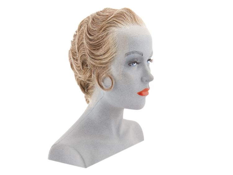 ATB Lady Hairstyle with Marcel Waves 1926, Synthetic Hair