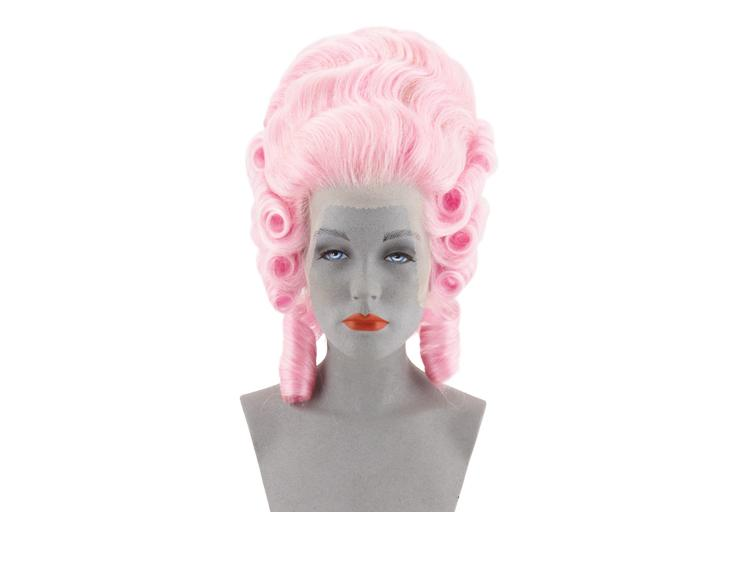 ATB French-German Rococo Lady Hairstyle 1760, Synthetic Hair
