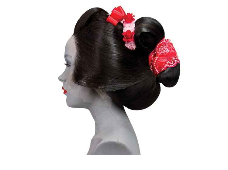 ATB Originale Geisha, Synthetic Hair