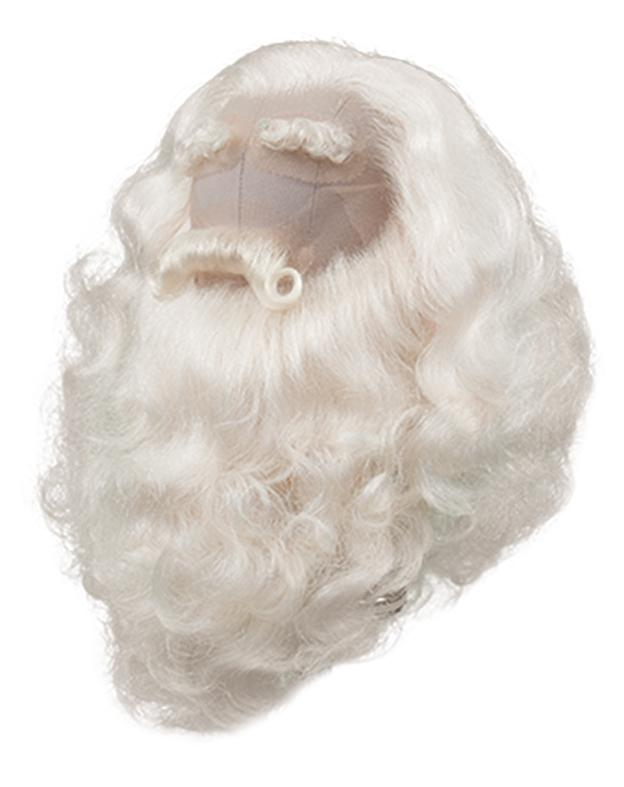DISCONTINUED COLORS: ATB Santa Claus Set Style 1, Yak Hair