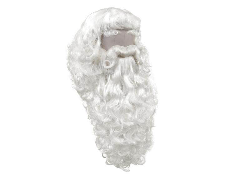 ATB Santa Claus-Set Style 3, Synthetic Hair