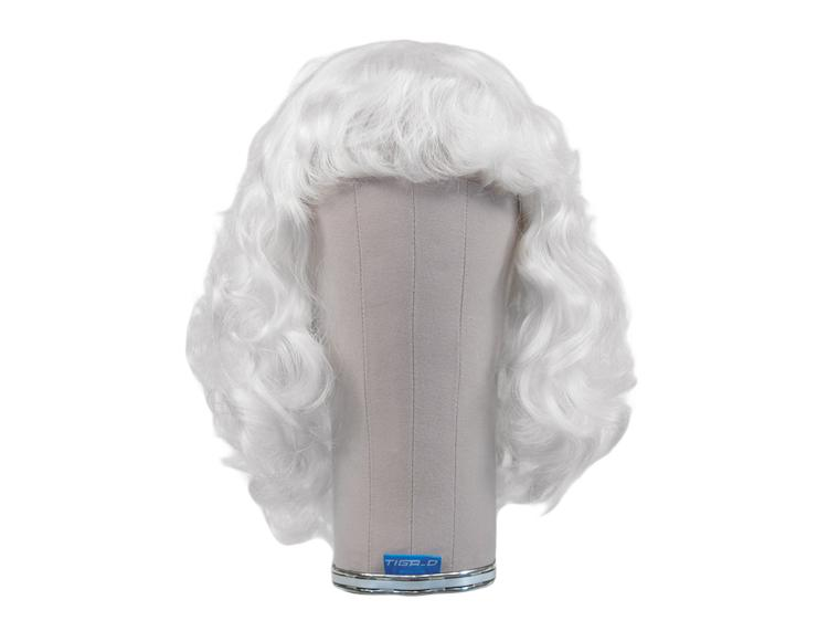 ATB Wig of Santa Claus-Style 3, Synthetic Hair