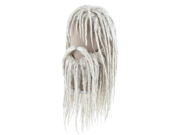 ATB Santa Claus-Set Style 5, Synthetic Hair Dreadlock