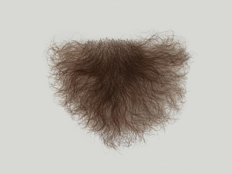 ATB Pubic Hair P1, female shape