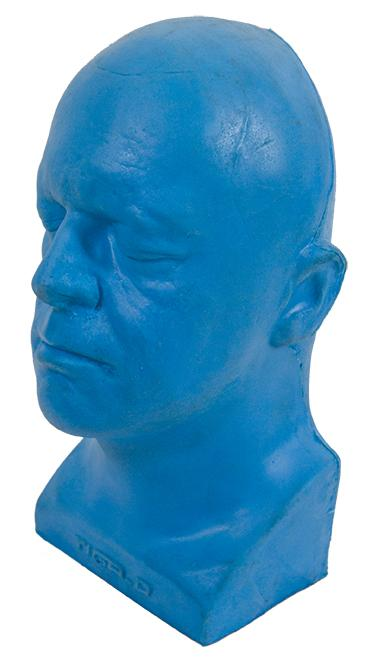 TIGA-D Rubber Foam Face
