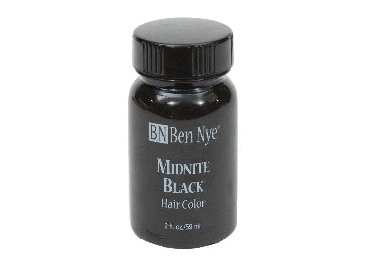 BEN NYE Liquid Hair Color Midnight Black (3766) | Hair Effects ...