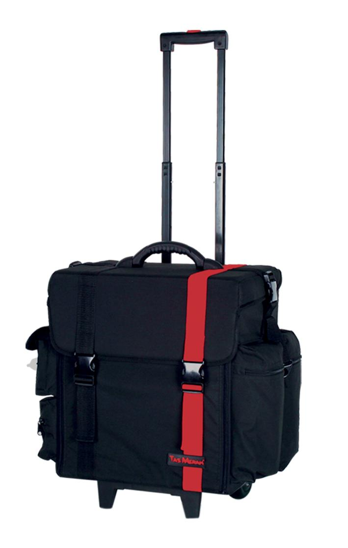 TM Make-up Soft Case Large (with trolley)