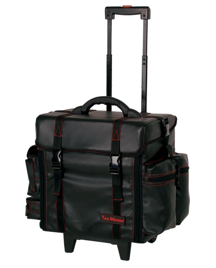 TM Make-up-Koffer Medium (mit Trolley)