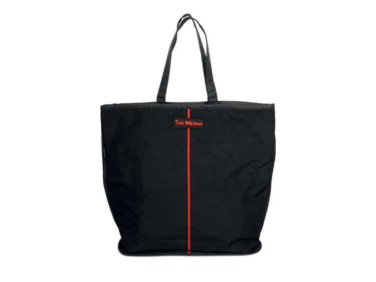 TM SHOPPING BAG (Polyester Make-up Tool Bag)