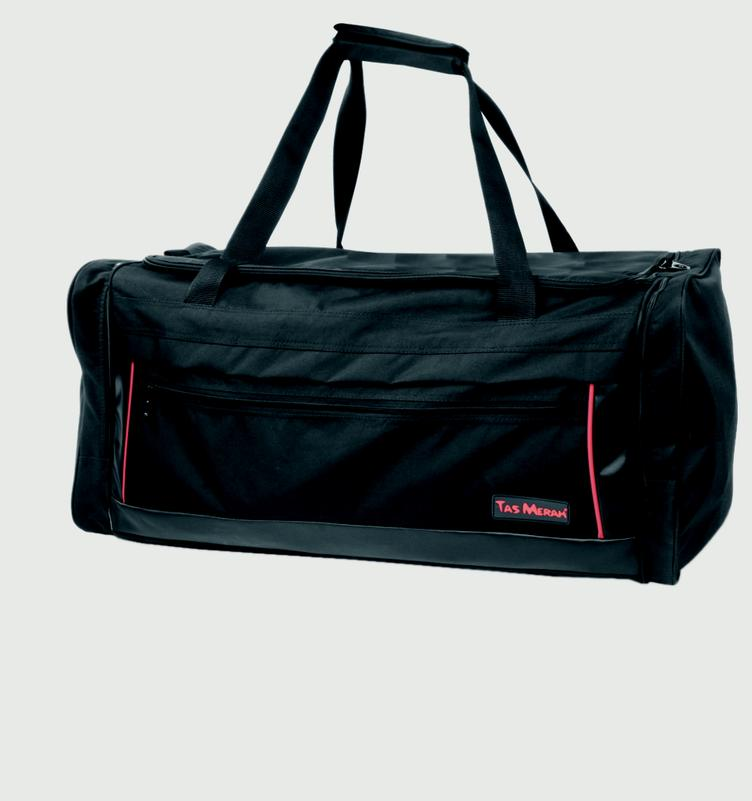 TM TRAVEL BAG (LARGE-Polyester)
