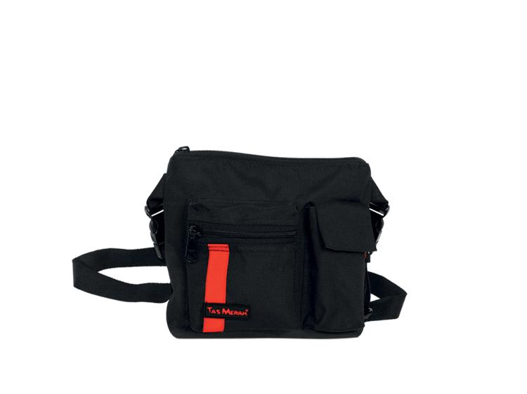 TM SHOULDER BAG (SMALL Polyester)