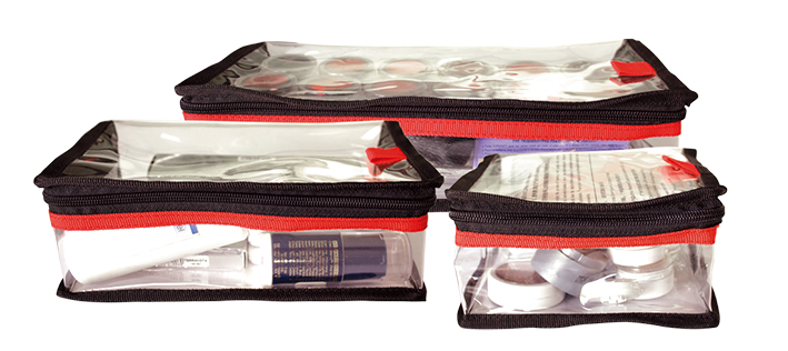 TM Transparent Multi Purpose Bag (Low)